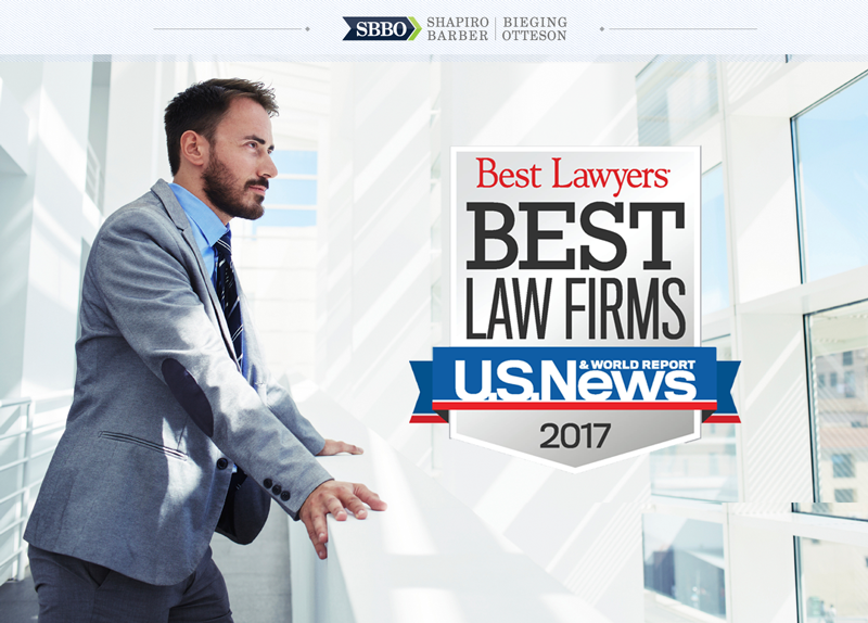 SBBO named 2017 Best Law Firms from U S  News-Best Lawyers