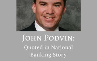 John Podvin-National Banking Story